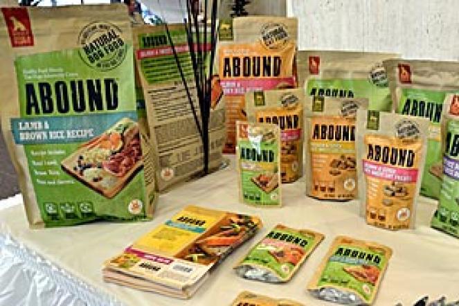 Abound pet food