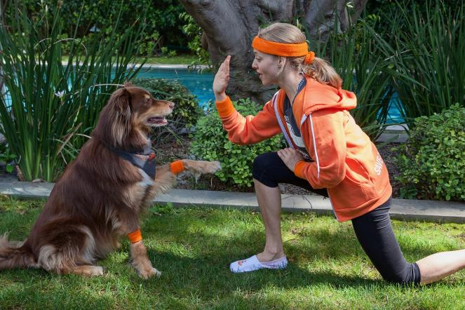 Amanda Seyfried, her dog Finn, and Chelsea Handler's dog Chunk to raise funds and attend Strut Your Mutt