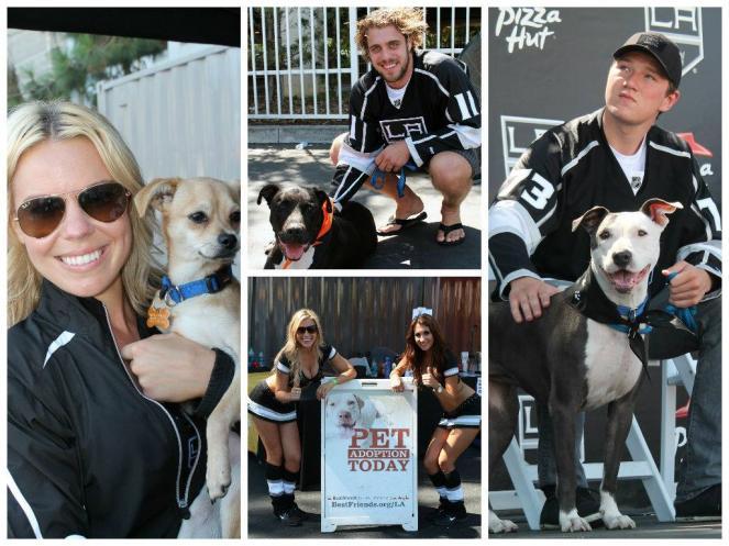 Love at Hockey Fest '14